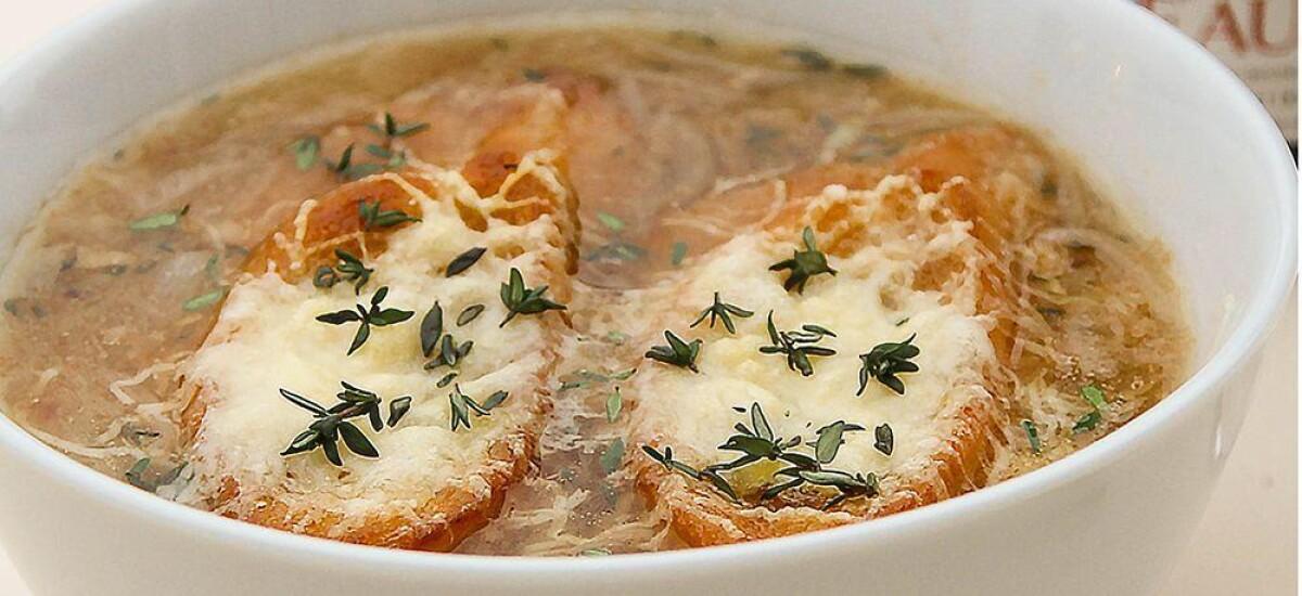 CoolWNS · Луковый суп