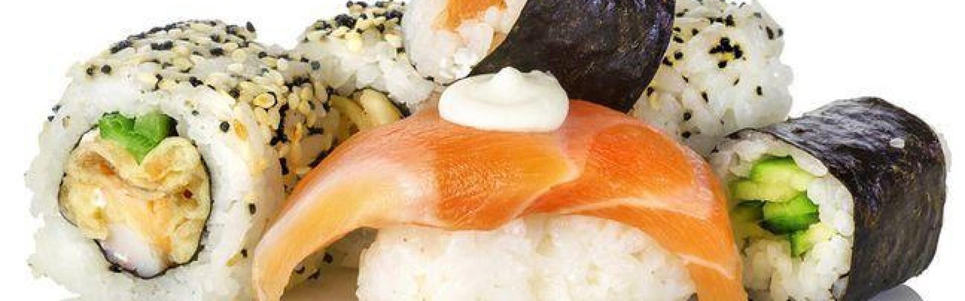 CoolWNS ·Японская кухня (суши и роллы)