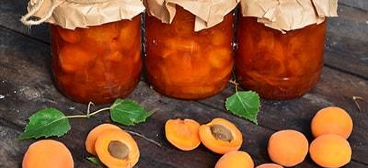 CoolWNS · Варенье из абрикосов без косточек