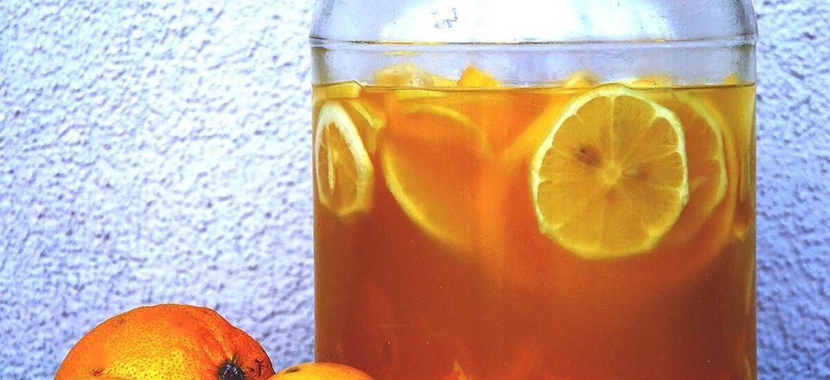 CoolWNS · Лимончелло на водке в домашних условиях