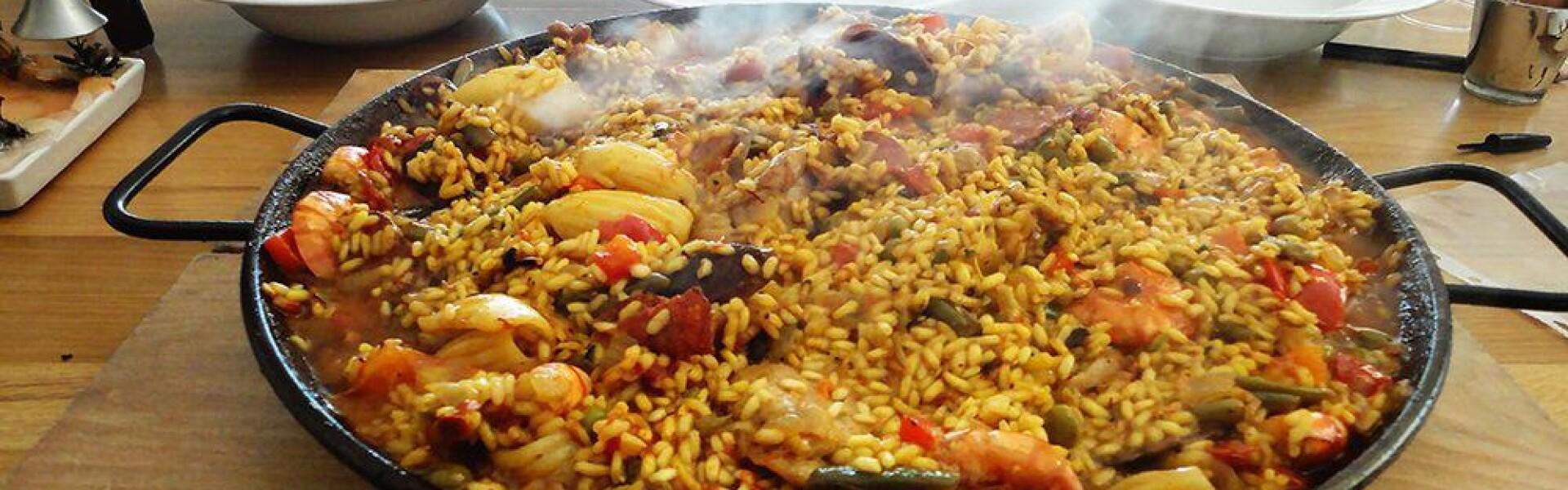 CoolWNS ·Испанская кухня