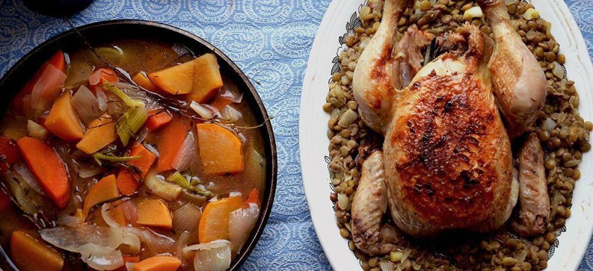 CoolWNS · Курица тушеная с овощами в сидре