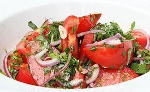 Грузинские салаты
