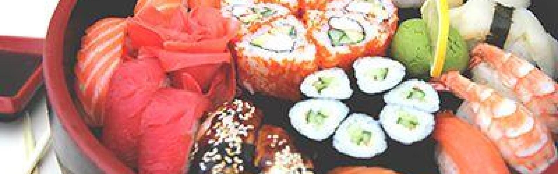 CoolWNS ·Японская кухня — суши и роллы