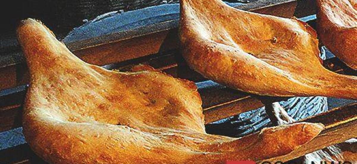CoolWNS · Шотис пури (грузинский хлеб)