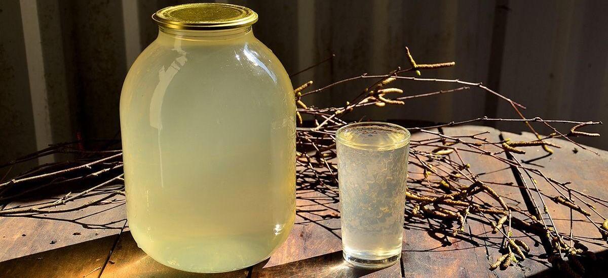 CoolWNS · Березовый сок на зиму