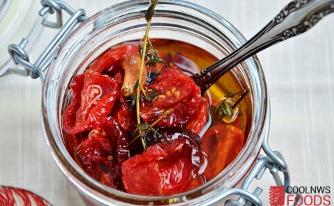 Вяленые томаты - готовим дома