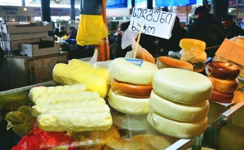 Сыр сулугуни рецепт