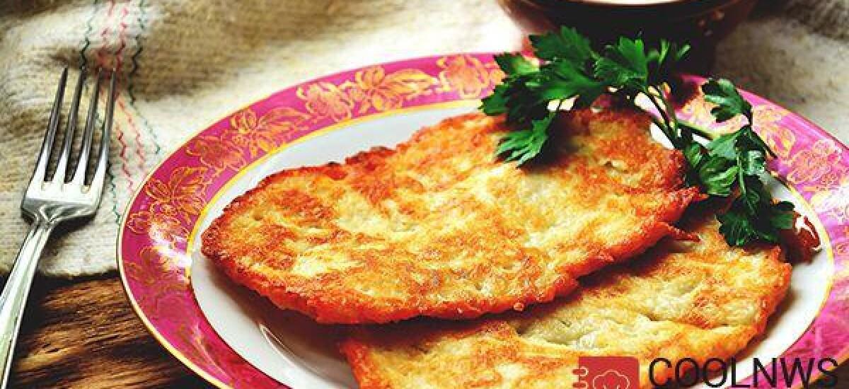 CoolWNS · Драники картофельные на сковороде