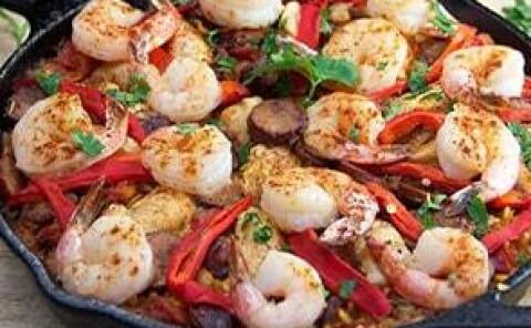 Испанская кухня