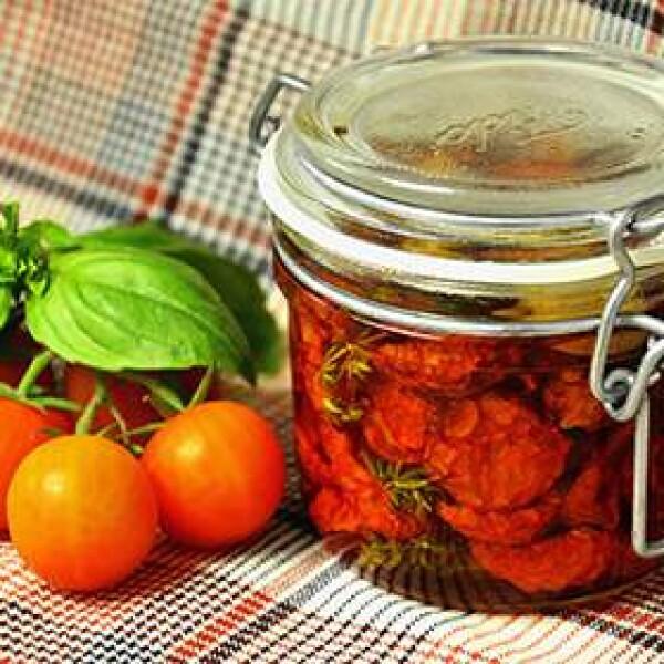 CoolWNS · Вяленые томаты с ароматными травами