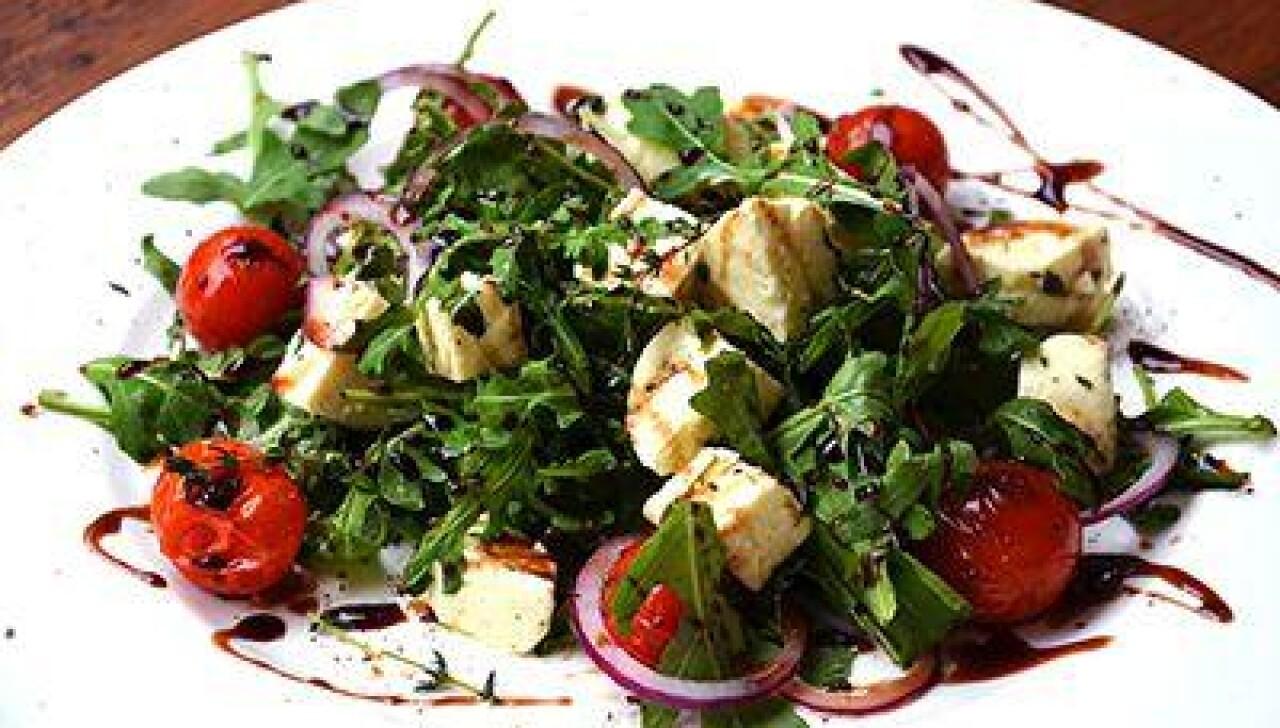 CoolWNS · Салат с рукколой — Топ-5 вкусных рецептов весны