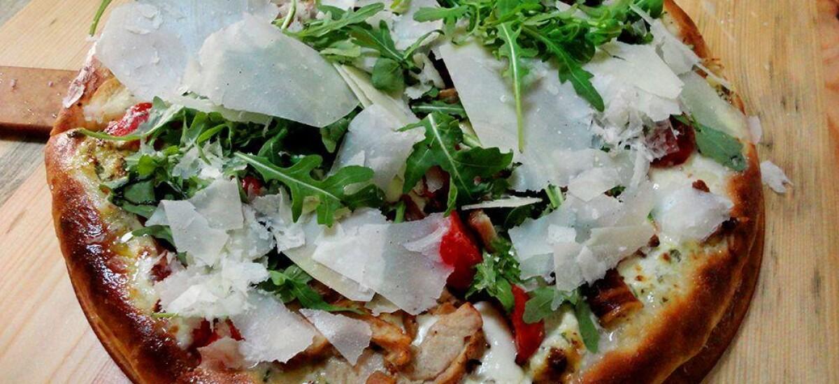 CoolWNS · Пицца Цезарь