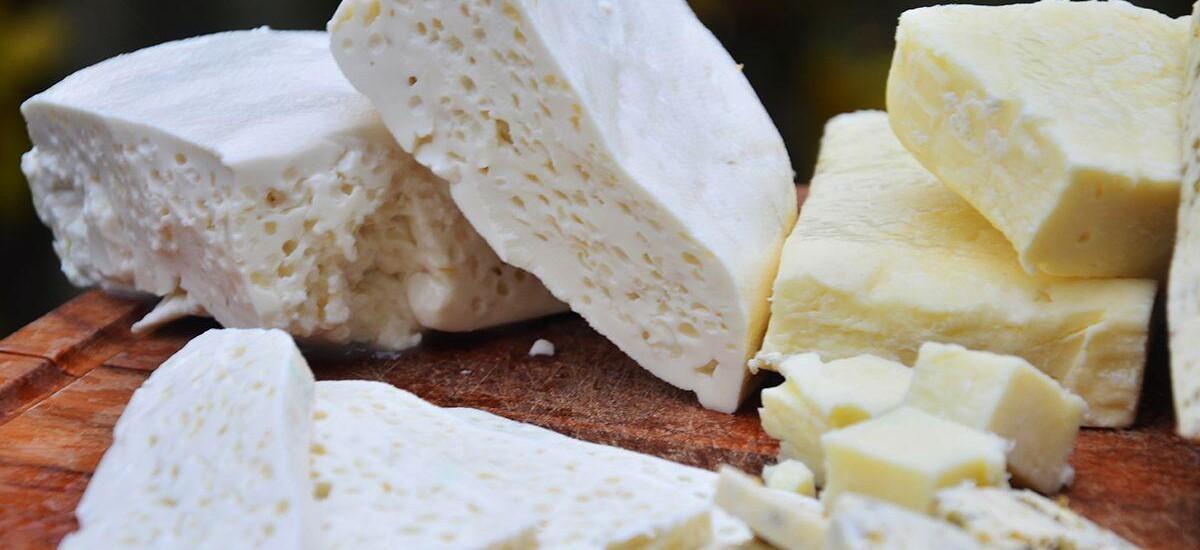 CoolWNS · Домашняя брынза из козьего молока