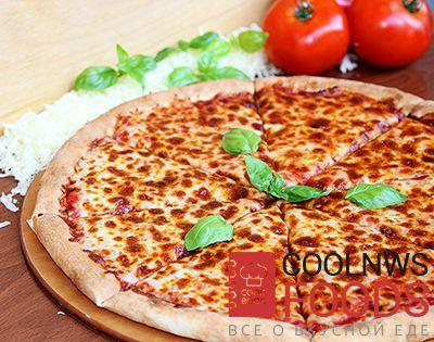 Мастер класс пиццы маргарита