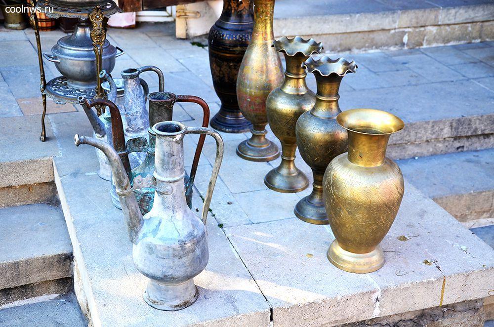 Антиквариат, который можно купить в Баку